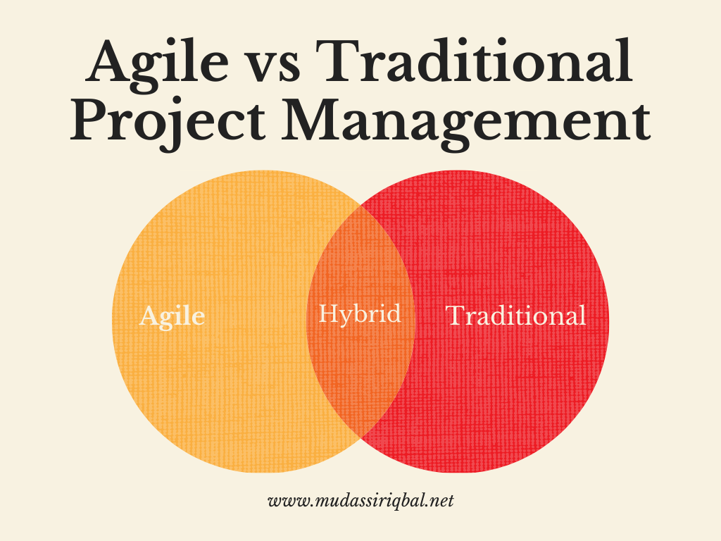 Agile and Traditional
